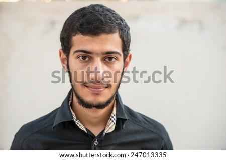 Arabic teenager