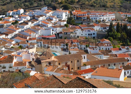 Aracena is a town and municipality located in the province of Huelva, south-western Spain.