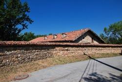 Arbanasi is ancient village in Bulgaria
