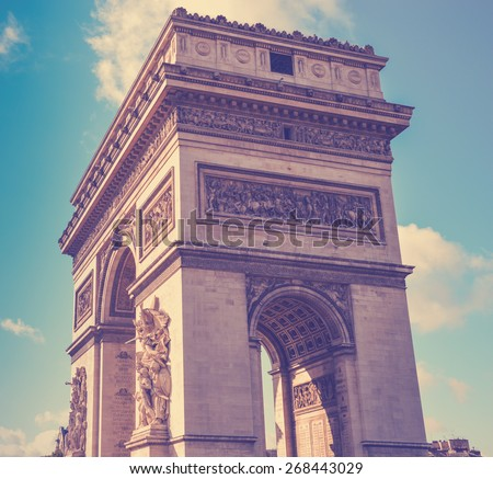 stock-photo-arc-de-triomphe-with-a-vintage-look-268443029.jpg