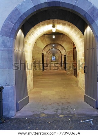 arch, arch of arches, beautiful house #790903654