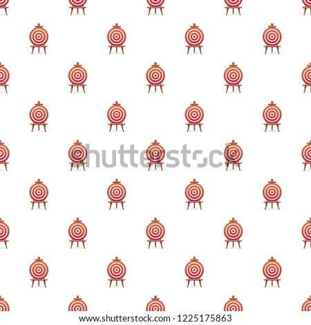 Arch target pattern seamless repeat background for any web design #1225175863