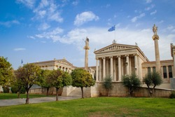 Archaeological Museum in Athens, Greece