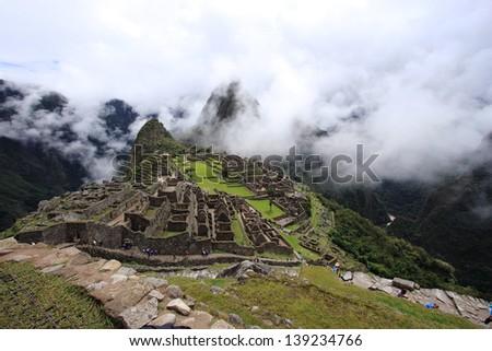archeology ancient Aztec civilization inca peru machupicchu
