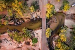 Archer River crossing bridge, Cape York, Australia
