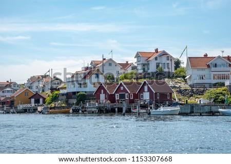 Archipelago west coast Sweden #1153307668