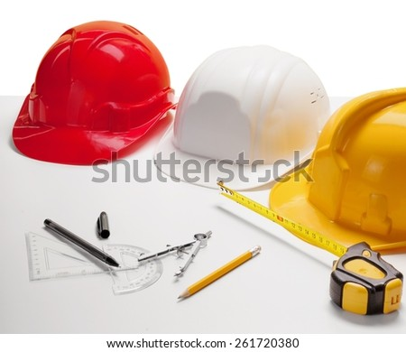 Architect. bridge crossing road junction and civil engineer working table use for urban infra structure and government  development topic and civil engineering ,real estate topic