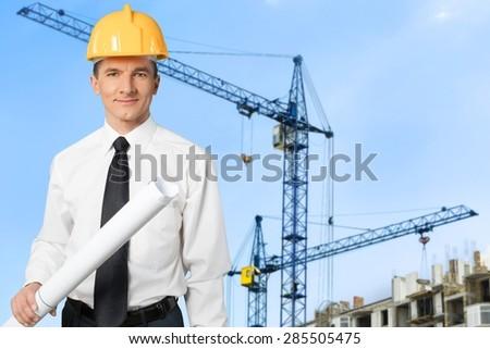 Architect, Engineer, Construction.