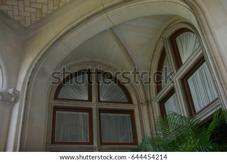 Architectural detail. #644454214