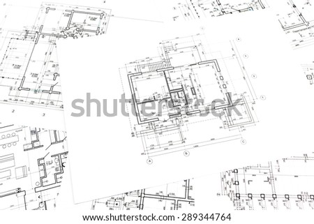 architectural project, architectural plan, construction plan, architectural background