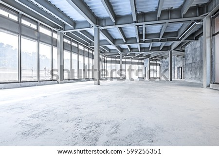 architectural space #599255351