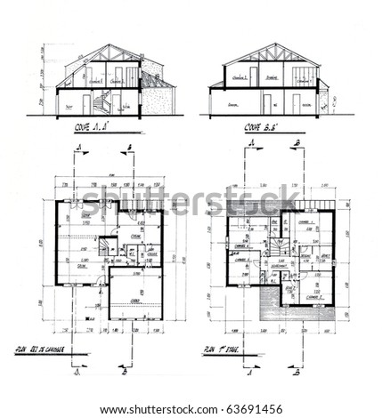 Modern House Blueprint Disney Blueprints Home Plan And House