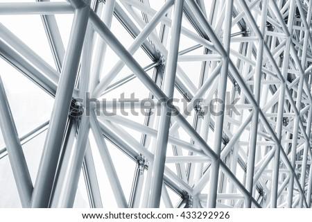 Shutterstock Architecture detail Modern Glass facade Metal Structure
