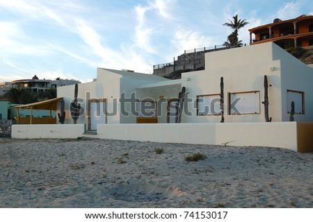 Architecture in Baja, Mexico