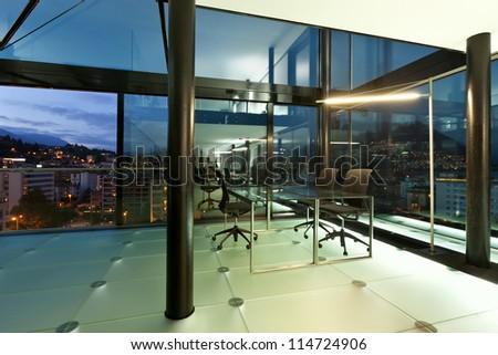 Architecture of De Angelis Mazza, interior, modern design