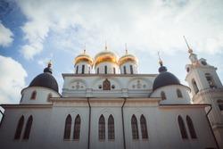 Architecture of Dmitrov city