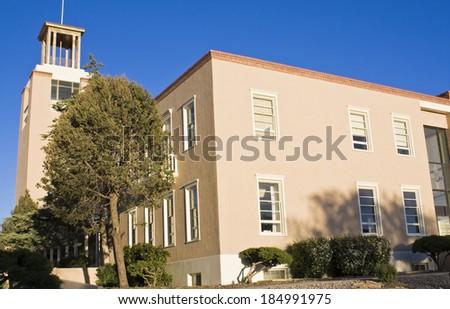 Architecture of Santa Fe, New Mexico