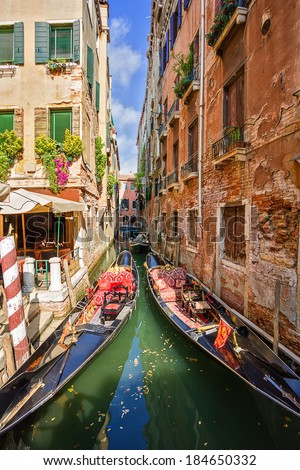 architecture of Venice. Italy #184650332