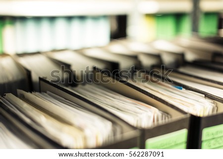 Archived Folders #562287091