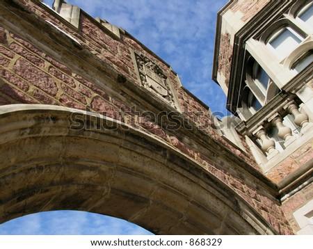Archway - Washington University in St. Louis, Missouri - Hilltop Campus