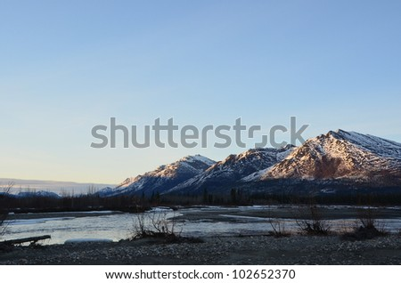 Arctic Mountains