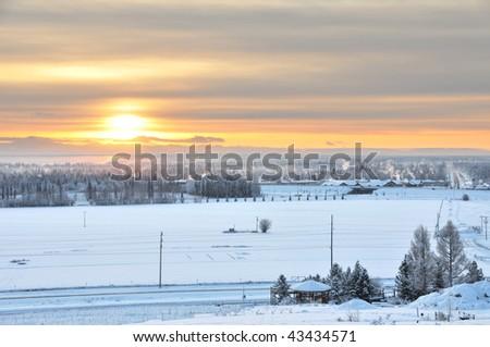 Arctic Winter Solstice