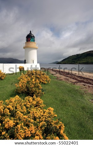 Ardgour Lighthouse.