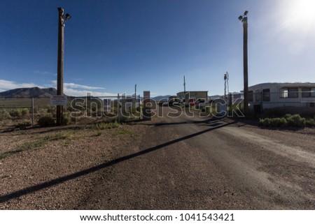 Area 51 Gate #1041543421
