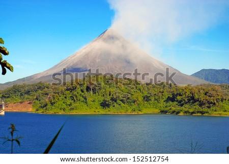Arenal Volcano, Costa Rica #152512754
