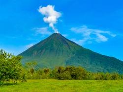 Arenal volcano national park, Alajuela, San Carlos, Costa Rica