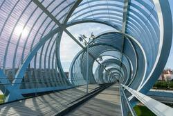 Arganzuela monumental bridge