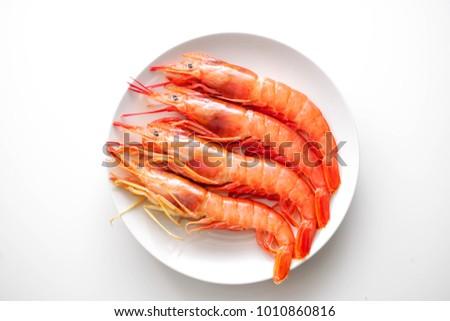 Shutterstock Argentine Red Shrimp