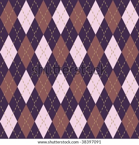 Ravelry: Argyle Cable Knit Afghan Pattern pattern by Spinrite