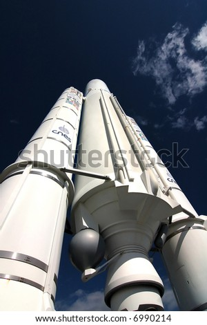 Ariane 5 ESA space-rocket