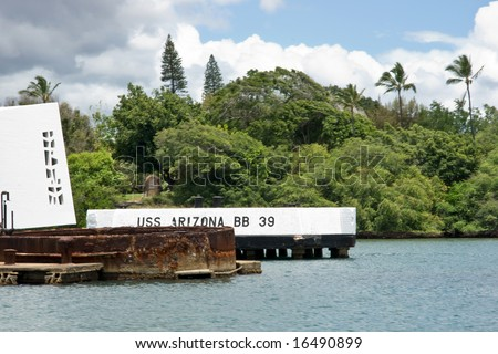 arizona memorial, Honolulu
