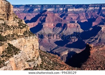 Arizona's Grand Canyon - stock photo