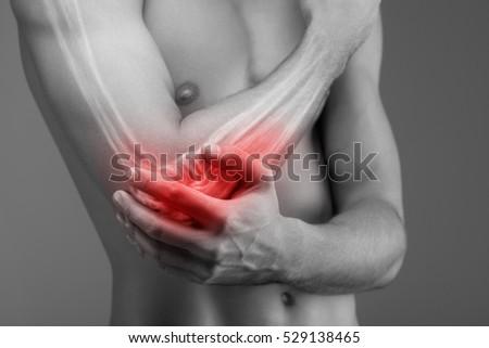 Arm pain #529138465
