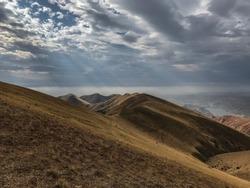 Armenia, Yeranos mountainchain, Azat reservoir