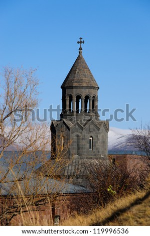 Armenian Apostolic church, Sevan