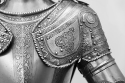 Armour of Prince. 16th century armour.