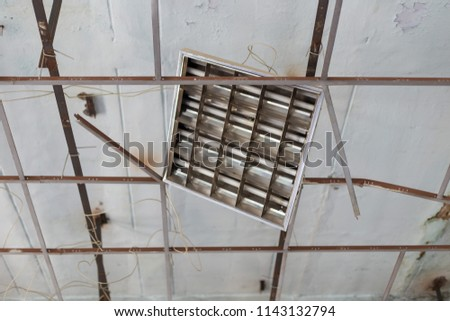 Armstrong Suspended Ceiling, Armstrong Ceiling Plate