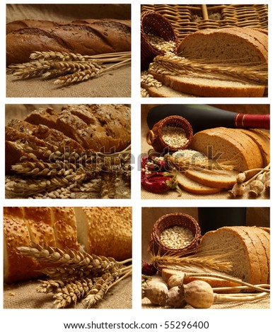 Aroma of fresh crackling bread