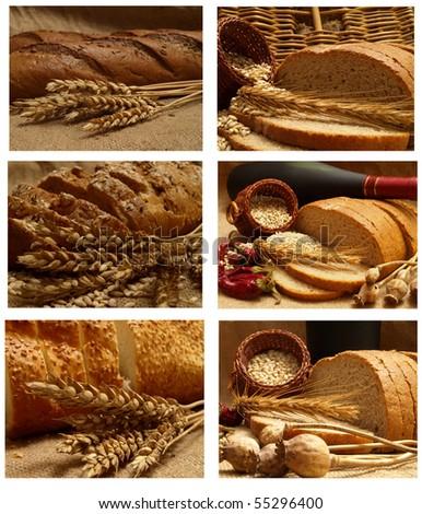 Aroma of fresh crackling bread