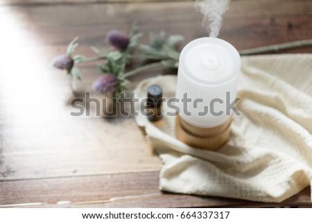 Shutterstock Aromatherapy