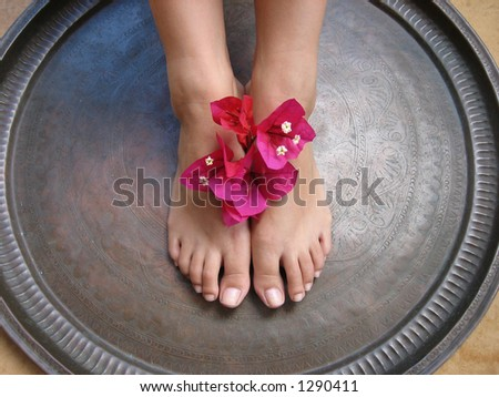 Aromatherapy Foot Treatment