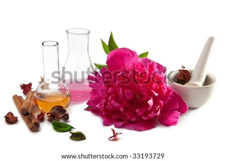 aromatherapy isolated