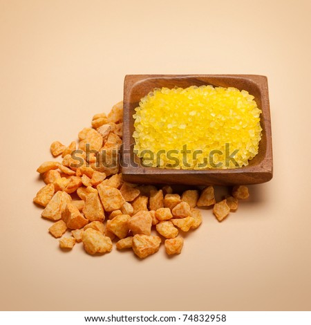 Aromatherapy - Orange bath salt #74832958
