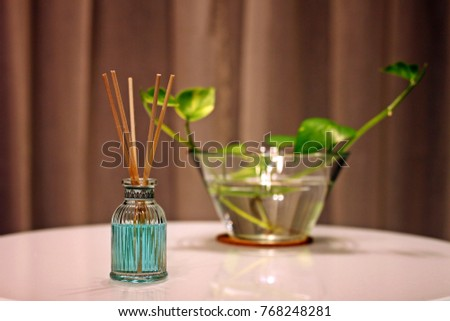 Aromatic sticks for home with nature's freshness #768248281