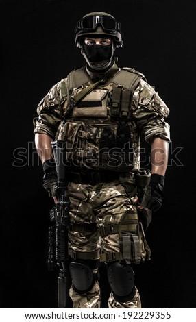 Those military guys
