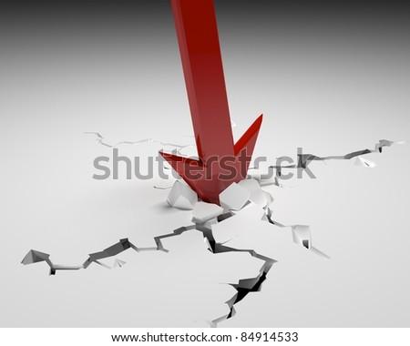 Arrow downwards